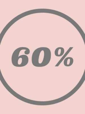 Udsalg 60%