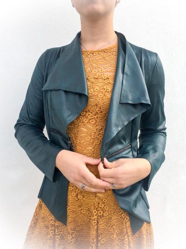 Entis Jacket Vert